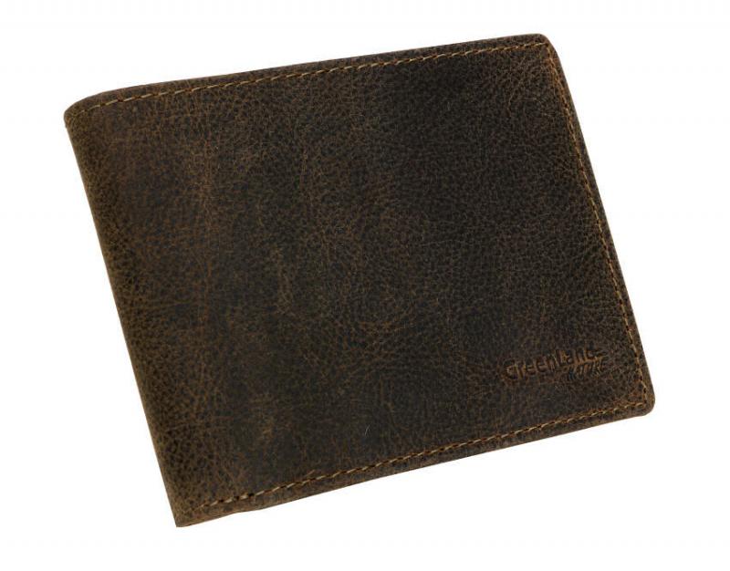 cdf41e96b9 Kožená peňaženka GreenLand STONE GRAY 2176-28 - All4Men.sk