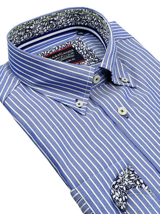 55b8c8c6a CASAMODA - kvalitné pánske košele pre váš štýl | Košele | All4Men.sk