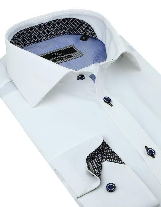 9d5d5a2d693b Luxusná biznis košeľa VENTI - bavlnené košele bez žehlenia