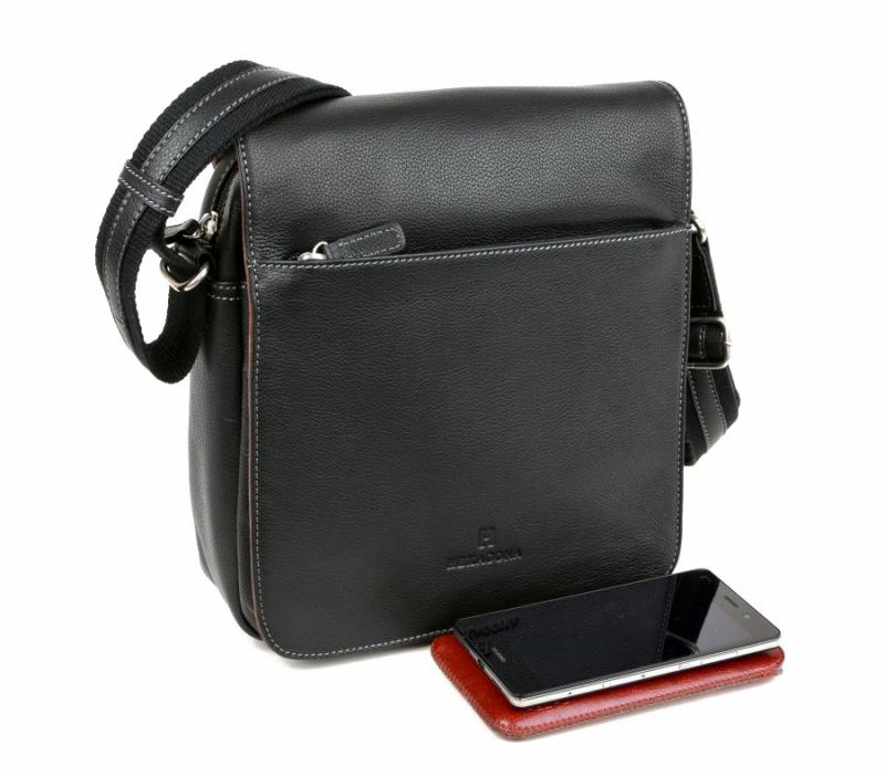 471795a040 Pánska taška na rameno HEXAGONA 462547