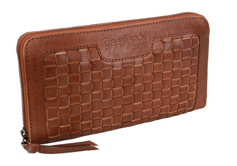 Kožená dámska peňaženka FEMI   NINE GreenLand 7954 - All4Men.sk e0183875294