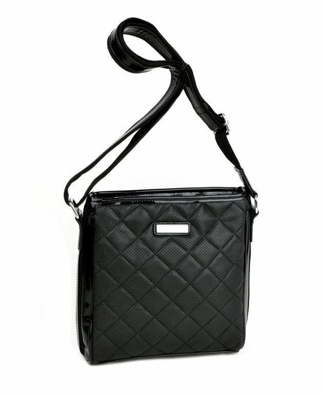 Dámska soft kabelka MONNARI čierna 4700 - All4Men.sk 0c5dd42dffe