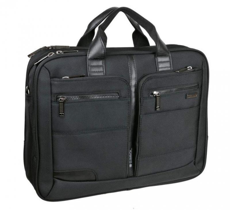 4513188cb1 Textilná taška na notebook trojkomorová GABOL STARK 408100 - All4Men.sk