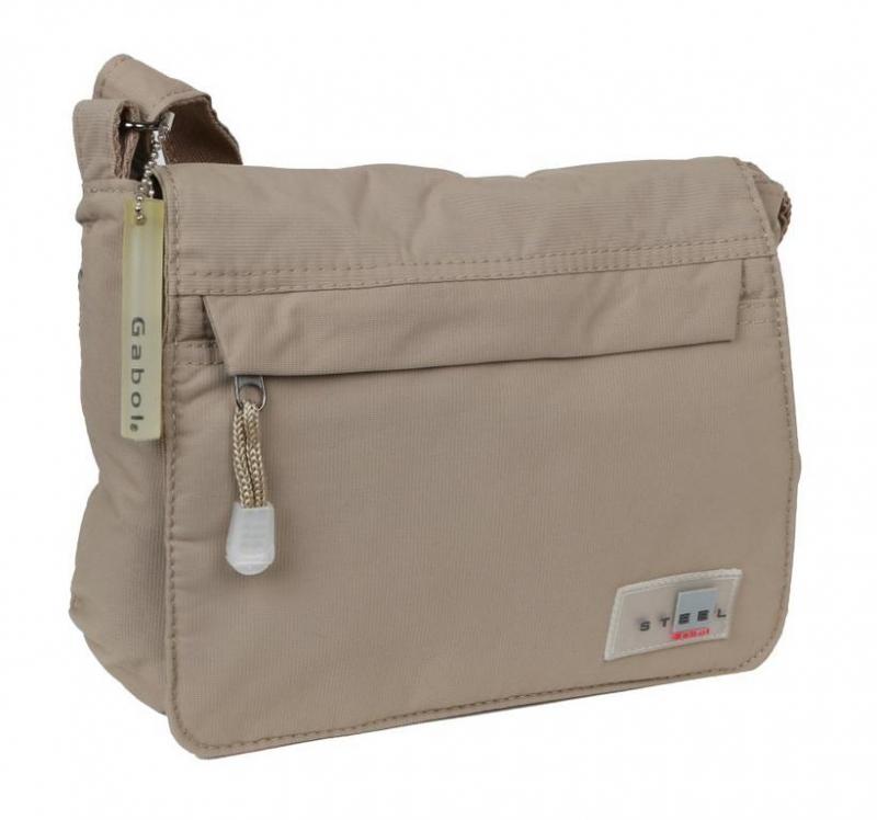 Taška na rameno textilná 22 x 20 cm GABOL NEW STEEL 13202 - All4Men.sk 4fb3343b83f