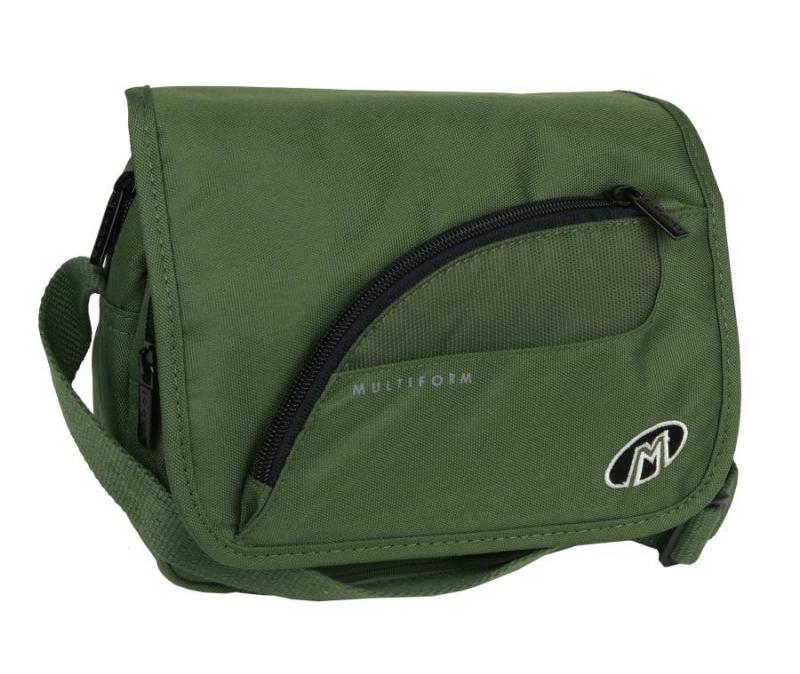 Športová textilná taška 17 x 22 cm GABOL MULTIFORM zelená 13160 - All4Men.sk f4aa299735b