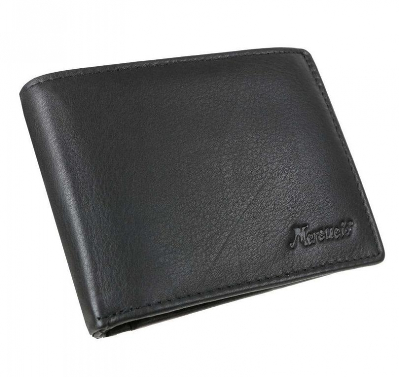 51000f151b Pánska elegantná peňaženka bez zapínania MERCUCIO
