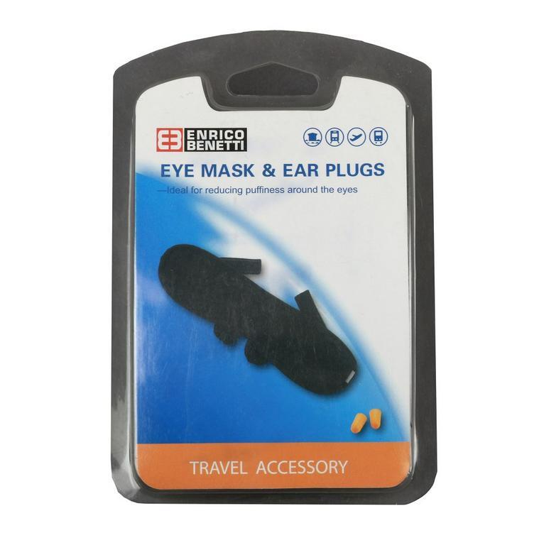 a0e6fa9a8c5b3 Cestovná sada - maska na oči + ušné chrániče proti hluku - All4Men.sk