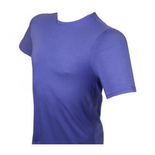 Pánske modré tričko krátky rukáv FAVAB MIRIO 3e599dedc0f