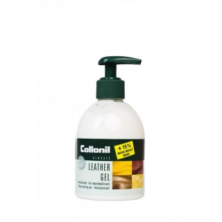 Impregnačný a čistiaci gél LEATHER GEL 200 ml COLLONIL