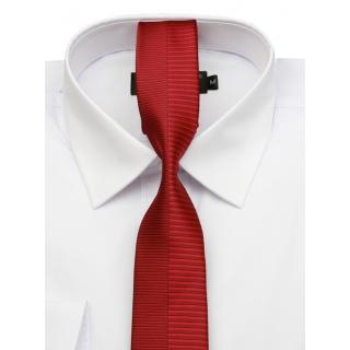 489a0b7388ca Biela spoločenská košeľa dlhý r. NEWSMEN (nadrozmerná)