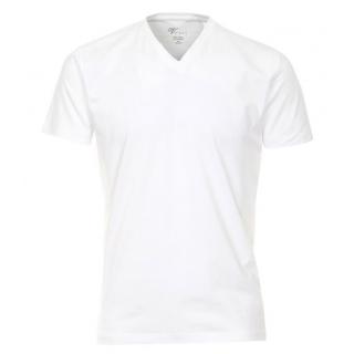 4cdf6f3ab PÁNSKE TRIČKO biele - česaná bavlna, kvalita s ktorou budete ...