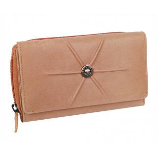 341ef41004 Dámska peňaženka z jemnej kože BRANCO 13 kariet