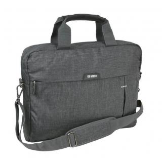 330e86c425 Textilná taška na notebook 38x30 BENETTI SYDNEY šedá