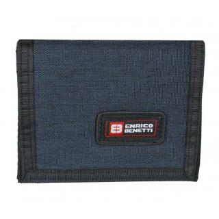 67ac97669e Textilná peňaženka E. BENETTI modrá námornícka