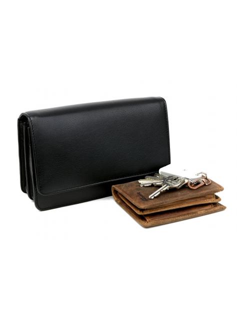 Pánska kožená taška na doklady 611-2410 - All4Men.sk d9386343c07