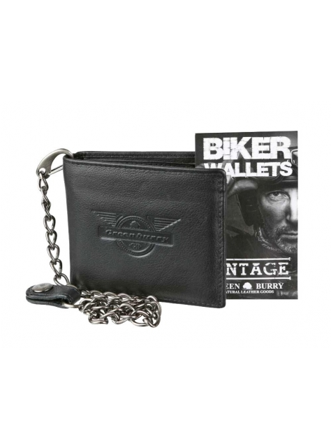 8660d2ee11 Pánska peňaženka Black Wings GREENBURRY čierna - All4Men.sk