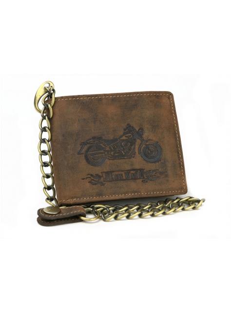 a6048e4ce4 Peňaženka-dokladovka GreenBurry MOTOCYKEL 1796-25b - All4Men.sk