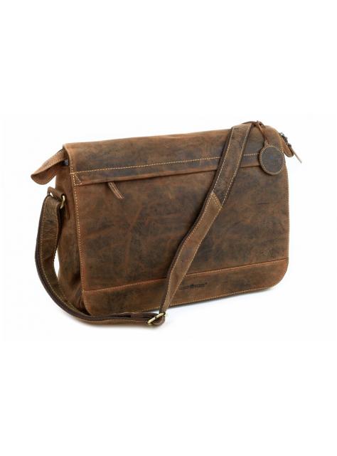 Taška na rameno na notebook XXL GreenBurry - All4Men.sk 1c943513dcf