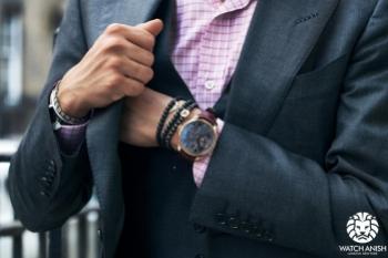 a5434e68f4 Etiketa odievania - pánsky oblek Topanky a etiketa odievania mužov  Elegantné hodinky doplnok každého muža s imidžom