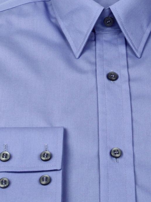 5350f2483653 Modrá košeľa SLIM FIT JACOB 10251