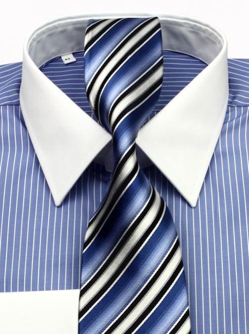 6a0e588fe011 Luxusná košeľa pre biznis štýl