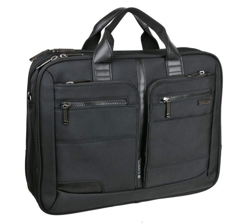 d2bba9aaef Textilná taška na notebook trojkomorová GABOL STARK 408100
